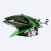 Mantis-pro-macchina-brackground