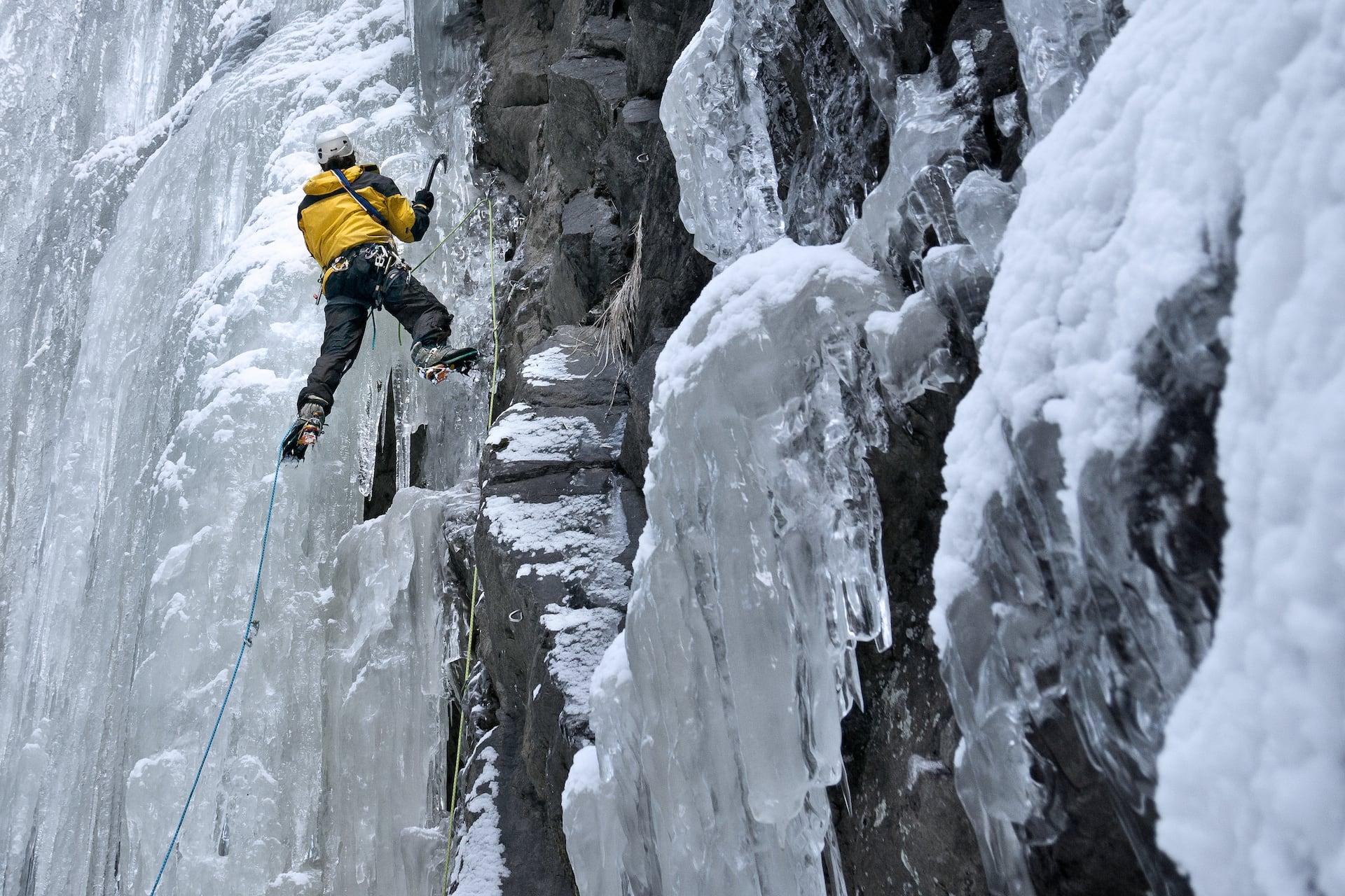 Mantis-pro chiodi da ghiaccio icefall