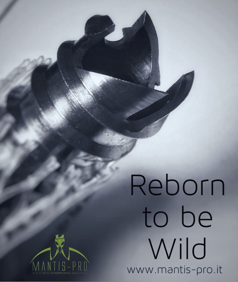 Mantis-pro reborn to be wild HD