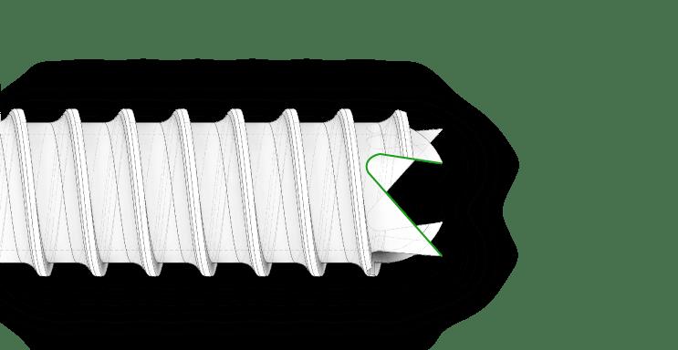 Mantis Pro affilatura chiodi da ghiaccio chiodo grivel nuovo
