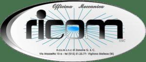LOGO OFFICINA MECCANICA RICOM